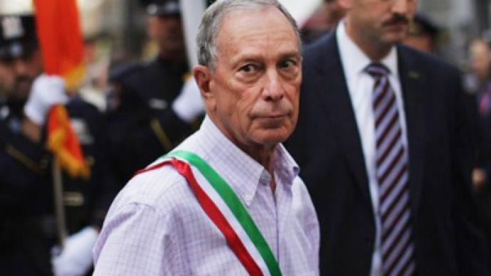 Mayor Bloomberg defends Wall Street billionaires