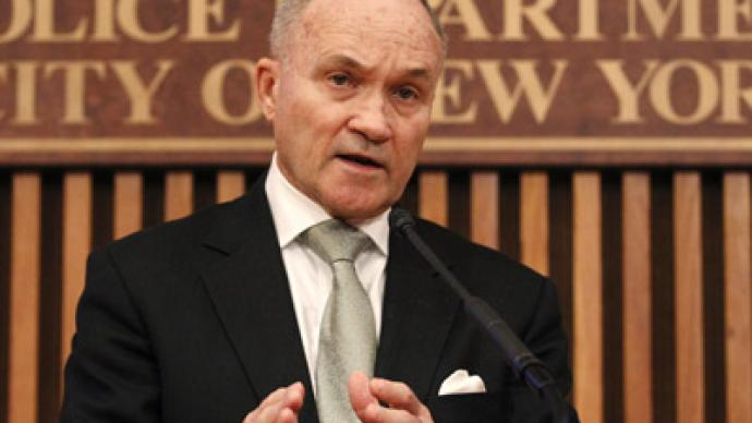 Anti-Occupy mayor for NYC? Commissioner Kelly could run for Bloomberg's job