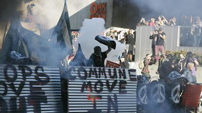 """Overwhelming military-type response"" - Oakland cops could face sanctions for OWS actions"