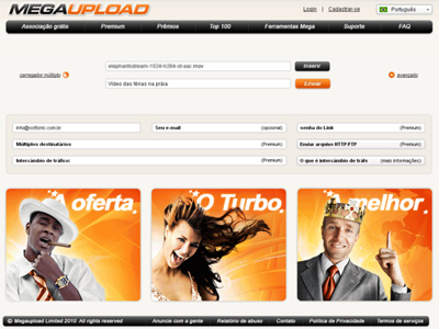 Did the music industry set-up Megaupload to be shut down?