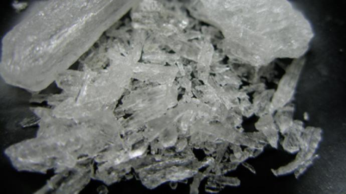 Sheriff-of-the-year trades meth for sex