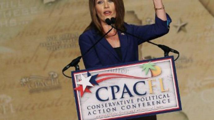 Michele Bachmann says Cuba has terrorist missiles