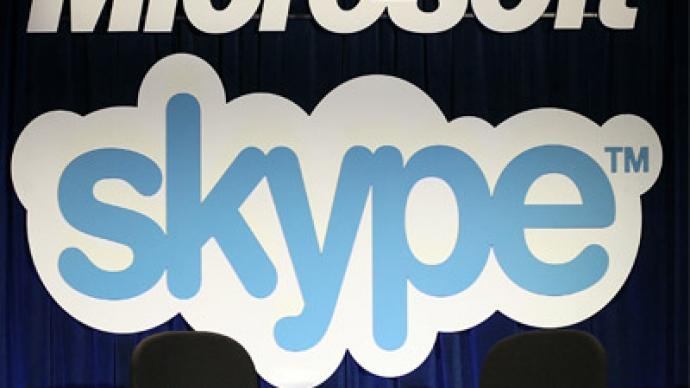 Is Microsoft eavesdropping through Skype for the feds?