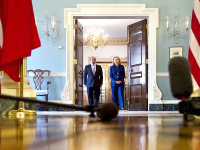 'US pins labels:' Russia slams Clinton over election criticism