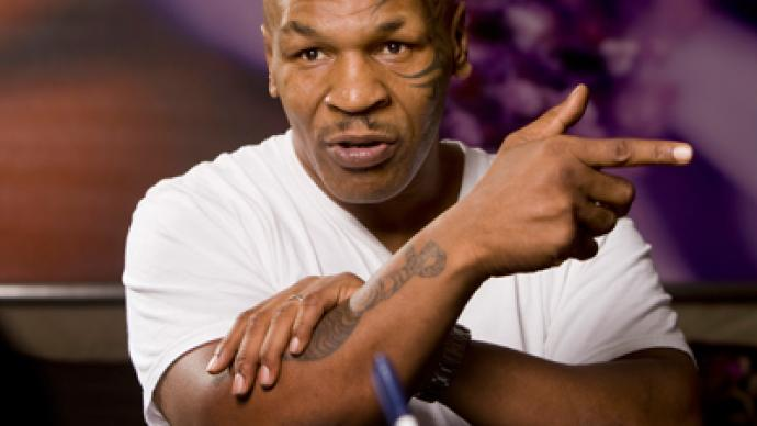 Mike Tyson thinks George Zimmerman should be shot
