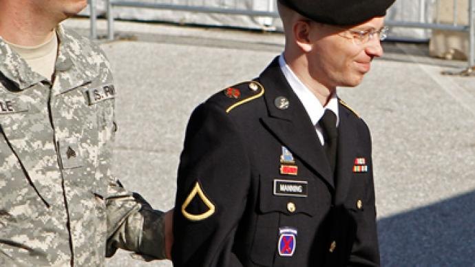 Military court asked to remove shroud of secrecy surrounding Bradley Manning case