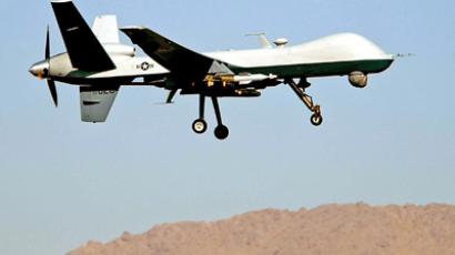 Pentagon secretly flying drones in US airspace