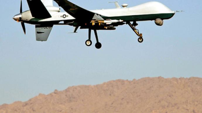 Half Of Military Drones May Broadcast Unencrypted Footage RT US News