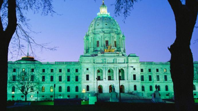 Minnesota shut down