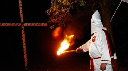 American Civil Liberties Union defends KKK in court