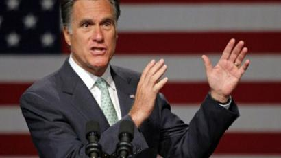 World not safe, needs US military – Romney