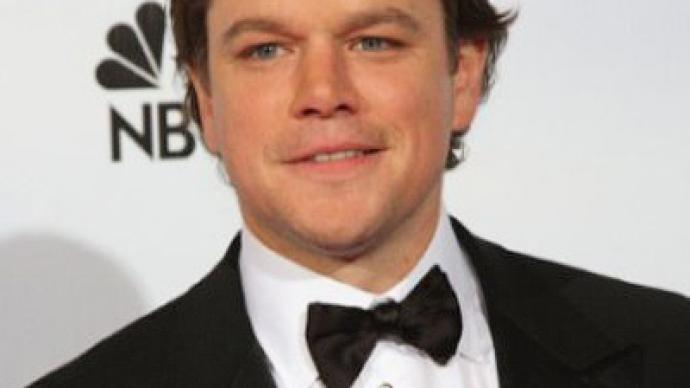 Michael Moore wants Matt Damon for president