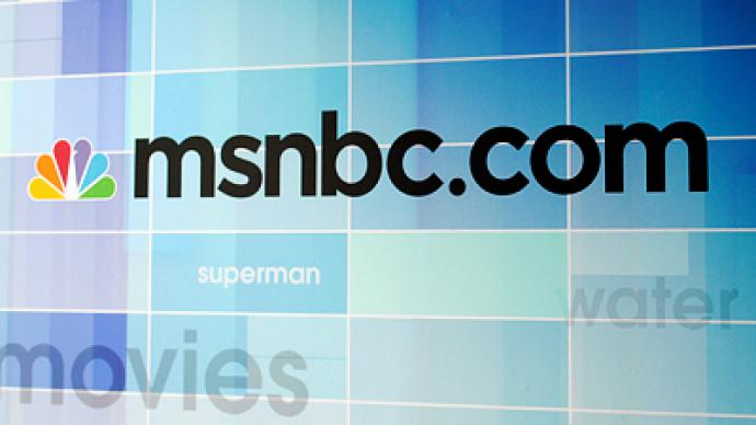 Long time love affair between MSNBC and America's wars