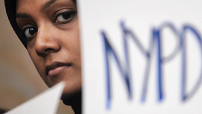 US Muslims sue to stop NYPD spying program