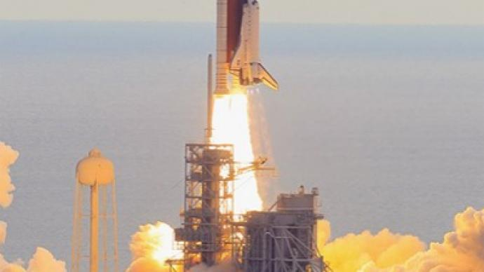 NASA's Endeavour blasts off in final flight