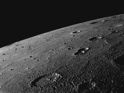 NASA Messenger probe first to enter Mercury orbit