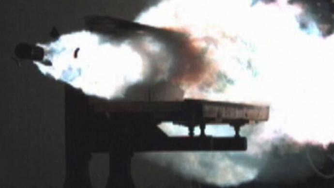 Speed kills! US Navy targets hypersonic, GPS-guided bullets
