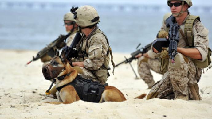 Sealed: US Navy bans targets of Muslim women in training facilities