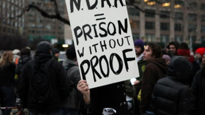 NDAA 2013: White House and Senate fight over indefinite detention