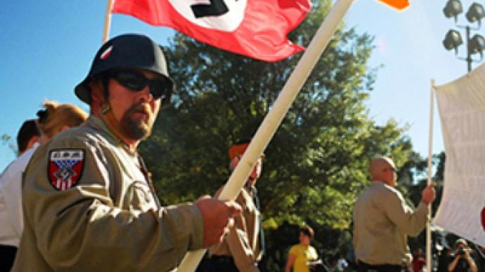 Neo-Nazis fight litterbugs in Mid West