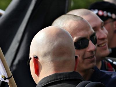 European neo-Nazis move to US for free speech