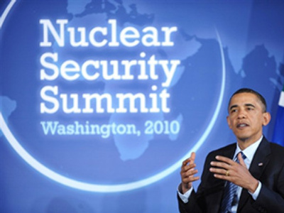 Nuclear summit addresses a post-Cold War world