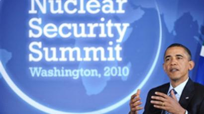 "Medvedev calls Washington nuclear summit ""a total success"""