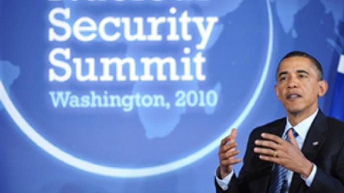 Global leaders, minus Israel's Netanyahu, gather for Washington nuclear summit
