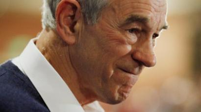 Poll puts Ron Paul neck-and-neck with Obama