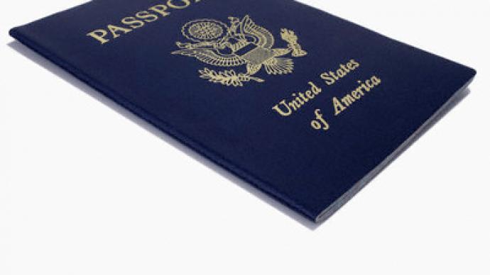 New absurd US passport questionnaire