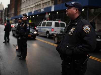 NYPD sued in record numbers