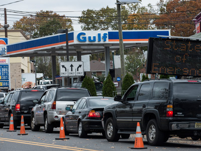 Some more equal: NYC employees get free gas meant for first responders