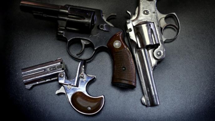 Gun maker bans sales to New York