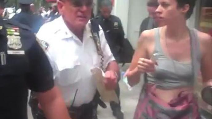 New York City refuses to defend the cop who pepper-sprayed OWS protesters