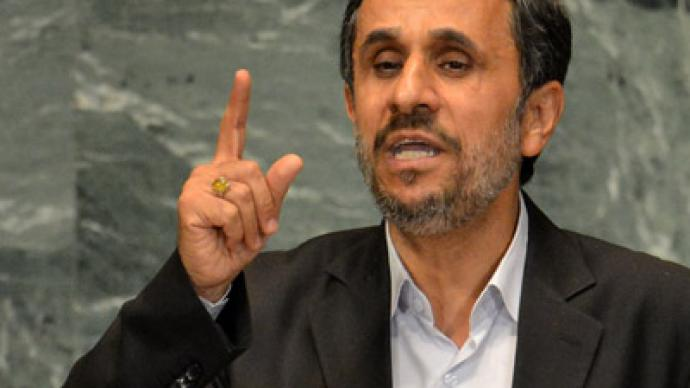 Ahmadinejad cameraman hands nuclear tapes to CIA, Israel's Debka reports