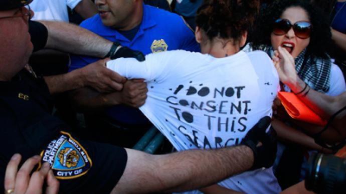 Thousands march against NYC's controversial 'stop-and-frisk' policy (PHOTOS)