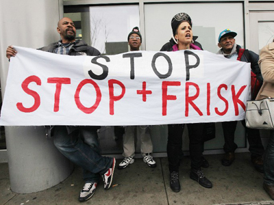 NYPD boss said stop-and-frisk designed to 'instill fear' in minorities - Senator's testimony