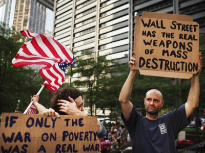 Occupy Wall Streets gets support from unions