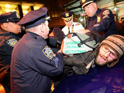 Battling over Occupy