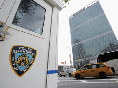 Wall Street cop faces probe over pepper spray