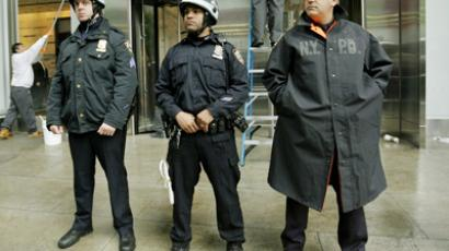Call the cops! Secret NYPD cell flushed out by 911 anti-terror call