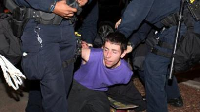 Are cops drugging Occupy Wall Street protesters in Minnesota?