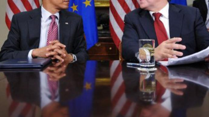 Obama to bail out Europe?