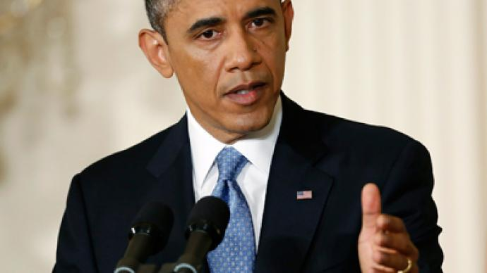Obama demands ban on assault weapons from Congress