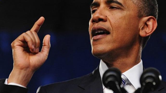 Obama sends billions abroad, cuts billions at home