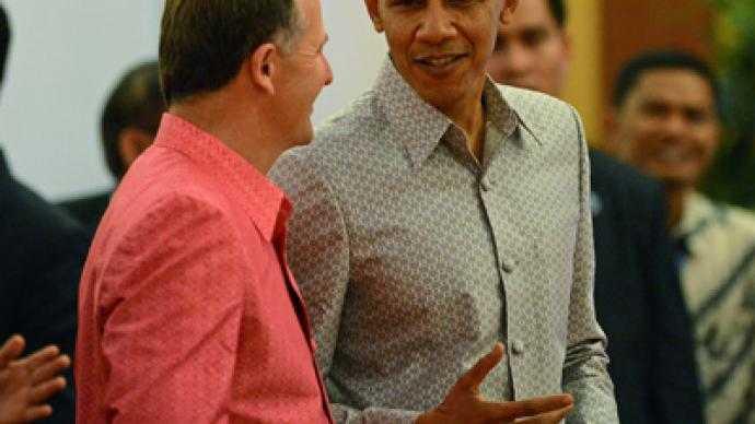 Obama discusses fate of Megaupload's Kim Dotcom with New Zealand prime minister