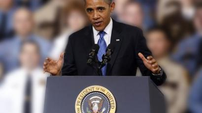 Obama tries to avert disastrous sequestration with smaller budget deal