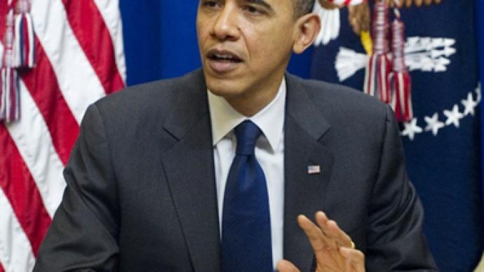 Obama flip flops on union promise