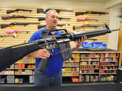 Trigger jitters: Arms sales surge as Obama stays in office