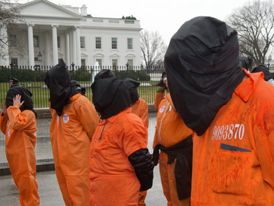 White House demands military prisons for Americans under NDAA